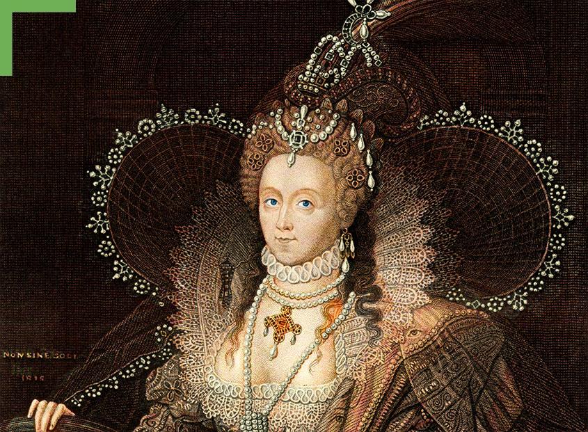 Kunstwerk: Elisabeth I.