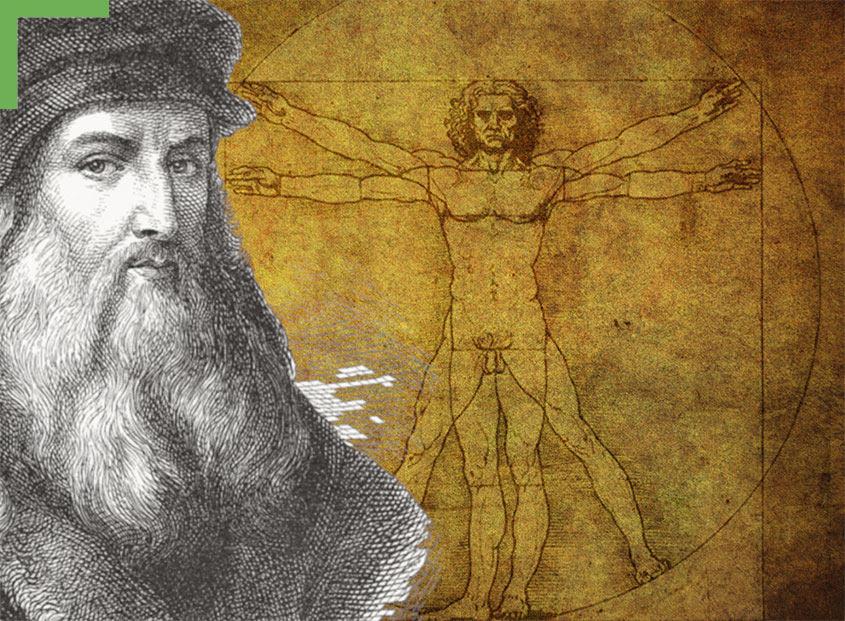 Kunstwerk: Leonardo da Vinci