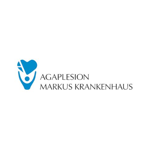 Logo Agaplesion Markus Krankenhaus Frankfurt