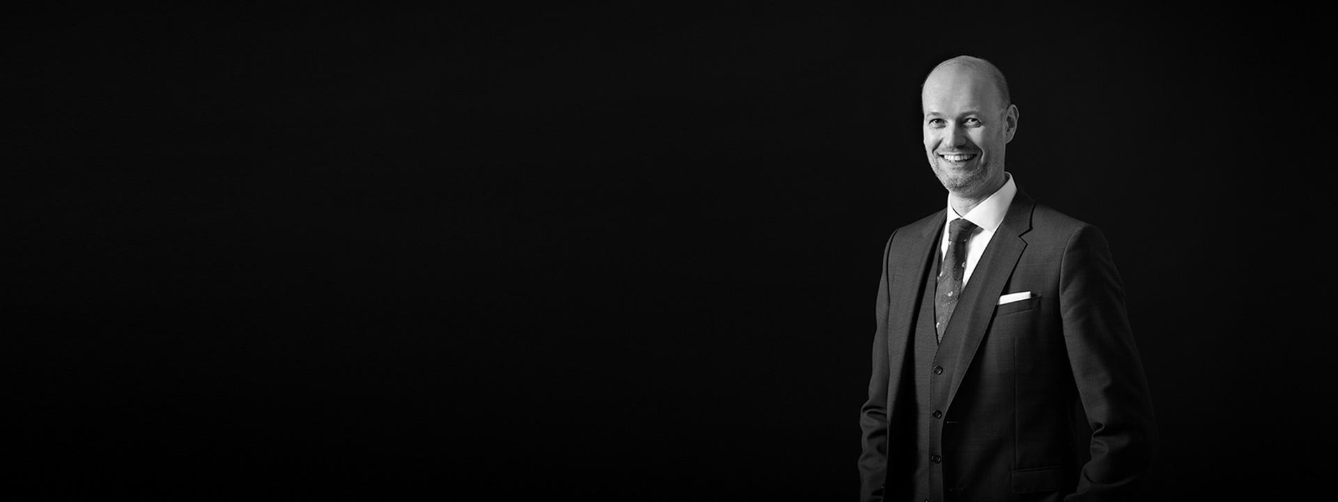 Vorstand Rüdiger Herbold